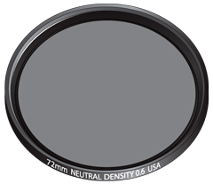 nd neutral density filter